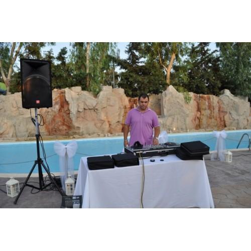 Ηχητική Κάλυψη - DJ Γάμου
